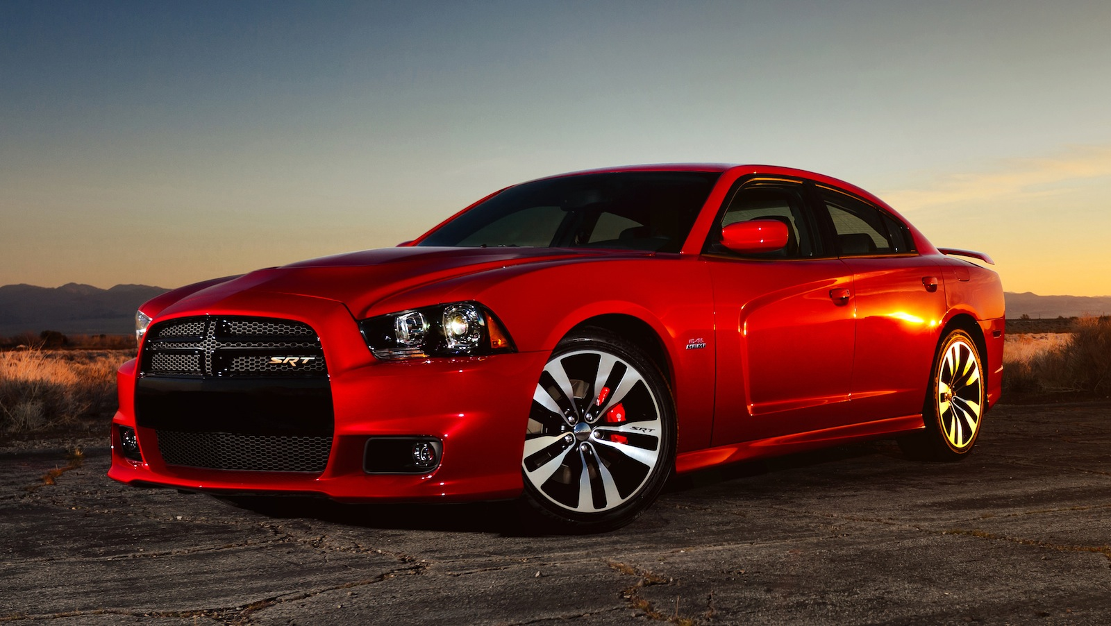 2014 Dodge Charger #6