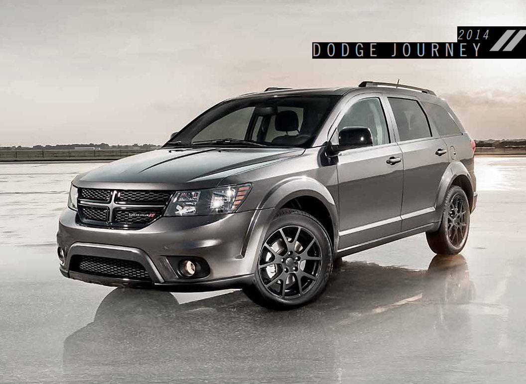 2014 dodge journey information and photos zombiedrive. Black Bedroom Furniture Sets. Home Design Ideas