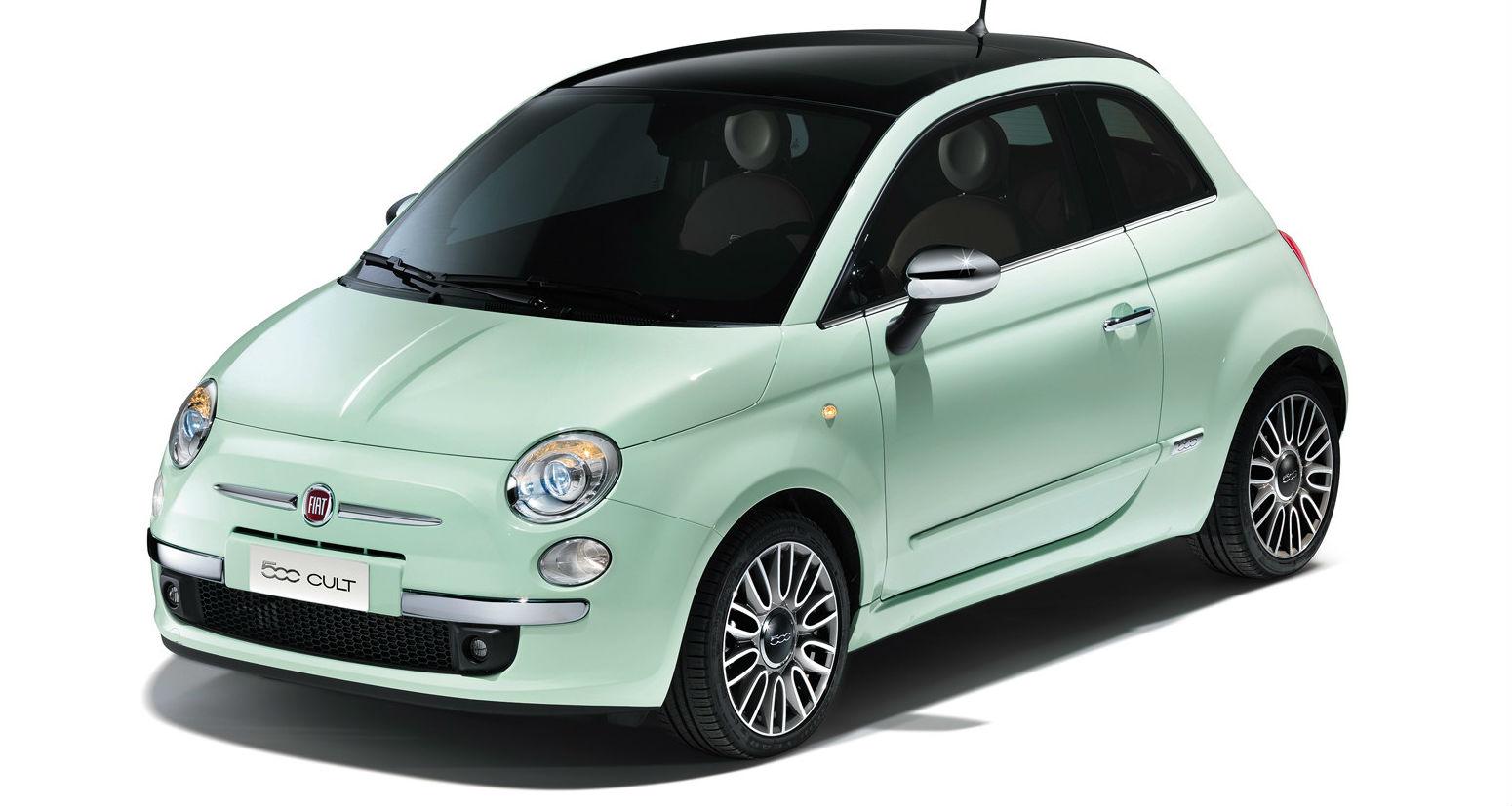 2014 FIAT 500 - Image #5