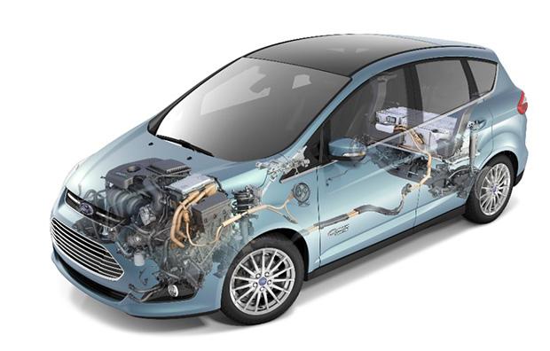 2014 Ford C Max Energi Image 7