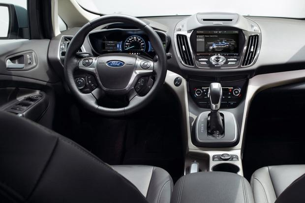 2014 ford c max hybrid information and photos zombiedrive. Cars Review. Best American Auto & Cars Review