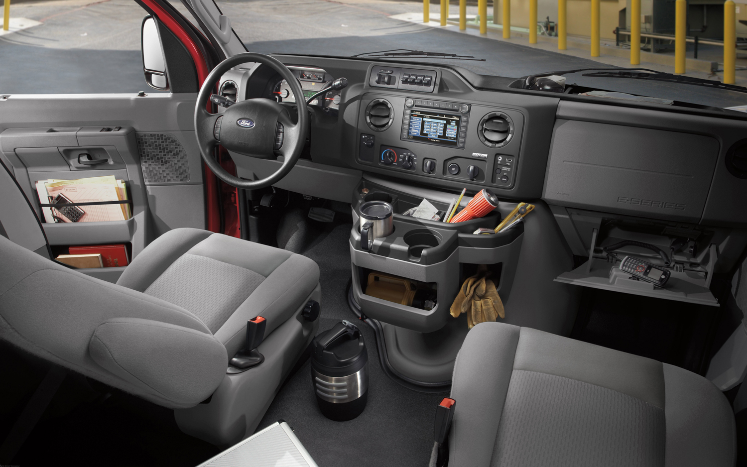 2014 Ford E-Series Van #8
