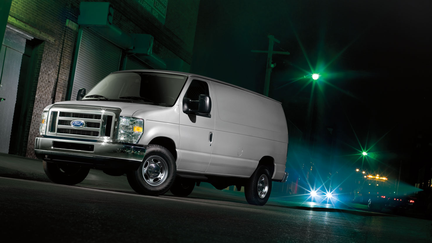 2014 Ford E-Series Van #9