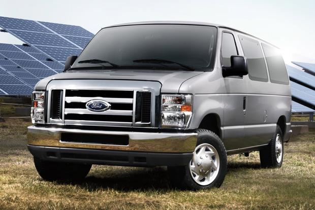 2014 Ford E-Series Van #2