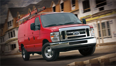 2014 Ford E-Series Van #5
