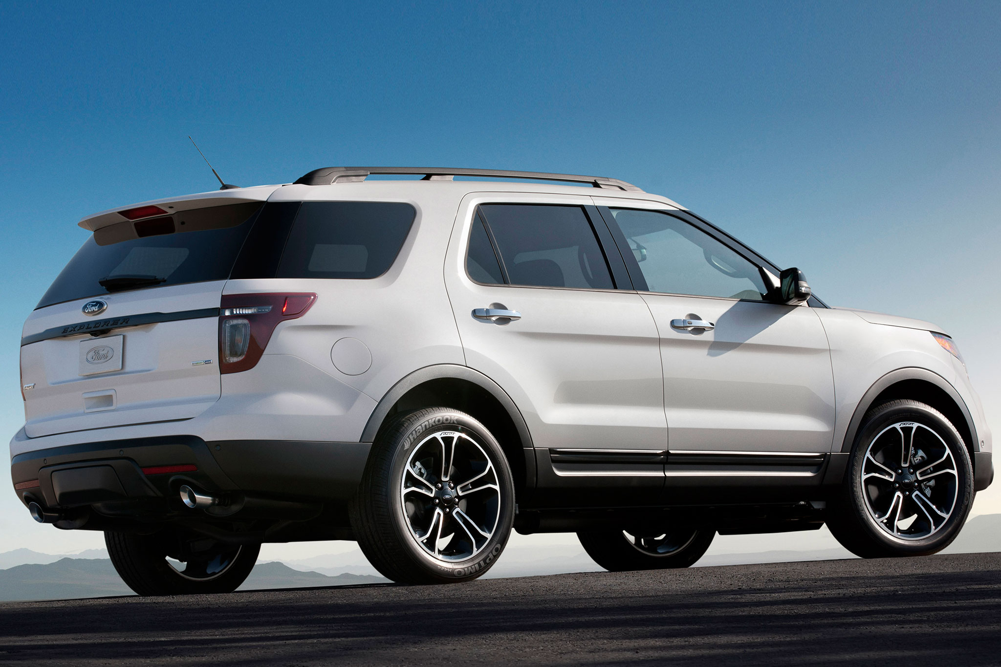 2014 FORD EXPLORER - Image #6