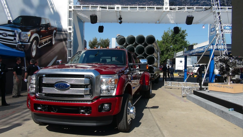 Ford F-450 Super Duty #11