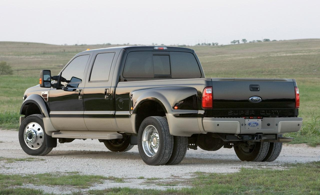 Ford F-450 Super Duty #9