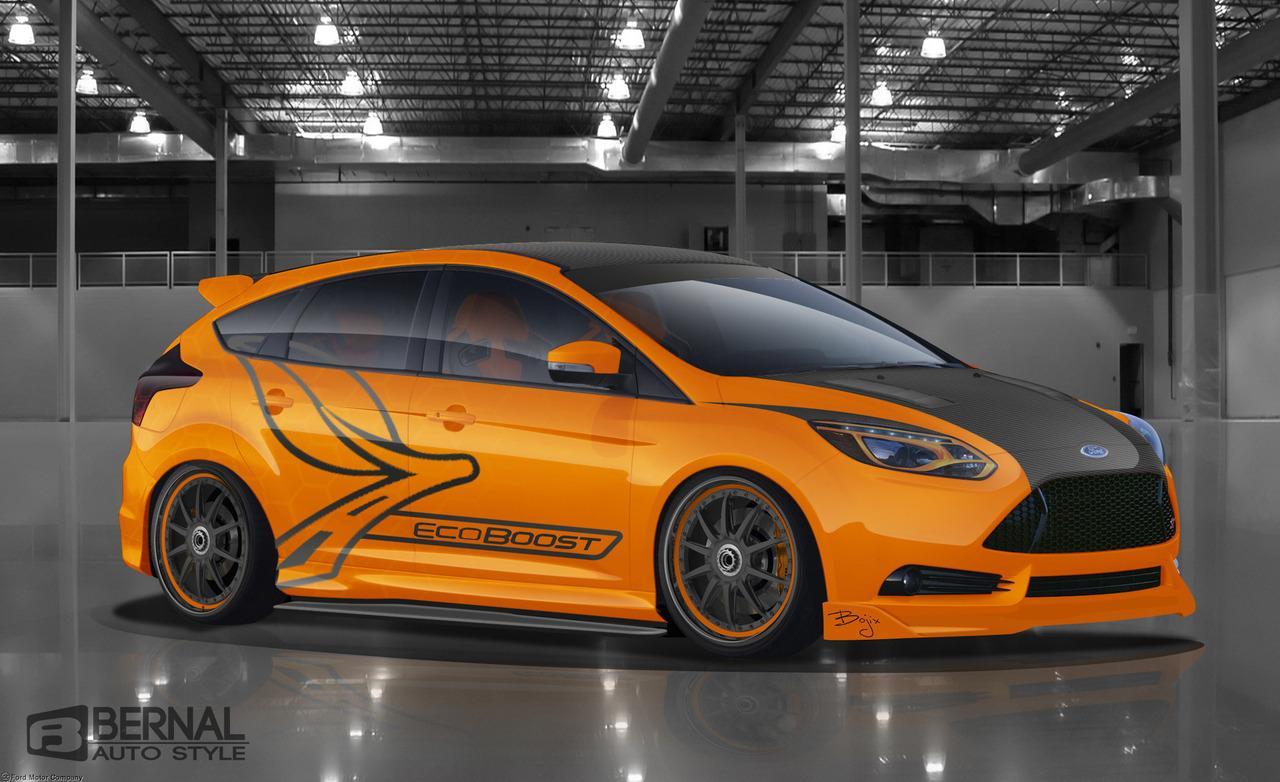 2014 Ford Focus St Specs  Auto Galerij