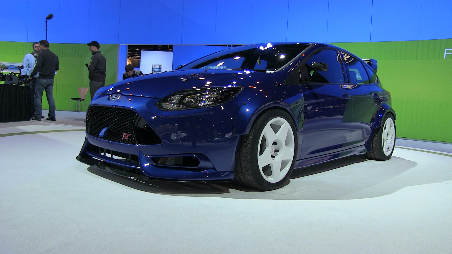 ford focus st 18