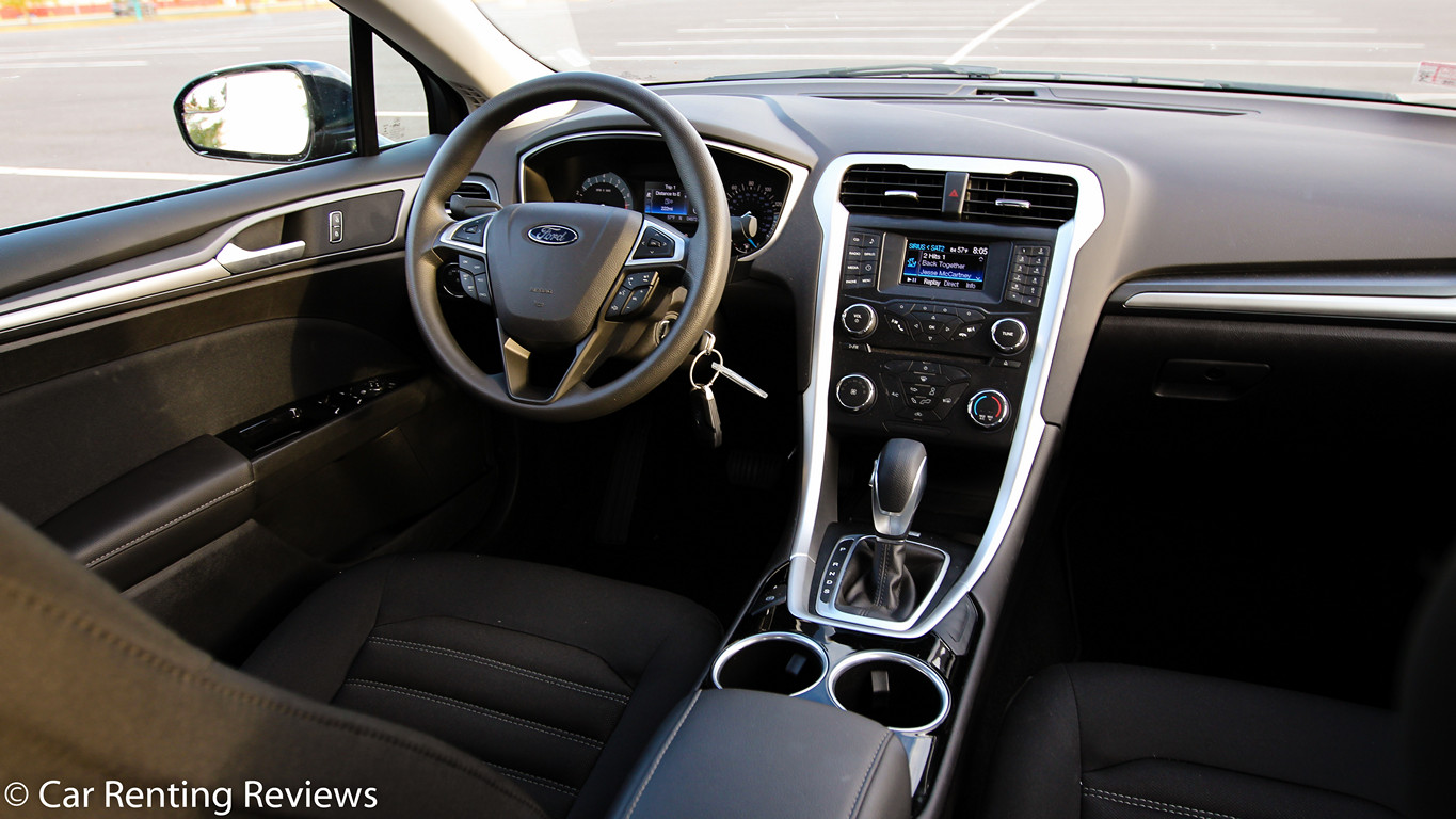 2014 FORD FUSION - Image #14