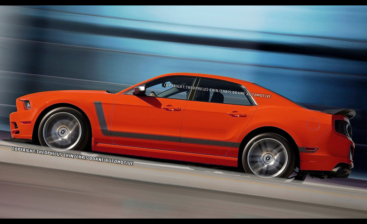 2014 Ford Mustang - Information and photos - ZombieDrive