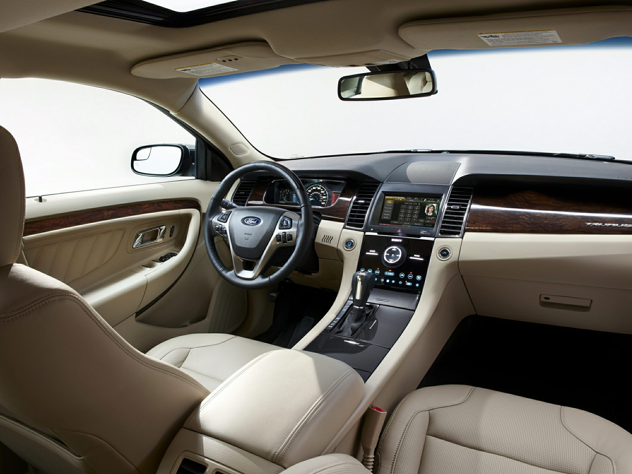 interior post jpg ford taurus image wallpaper