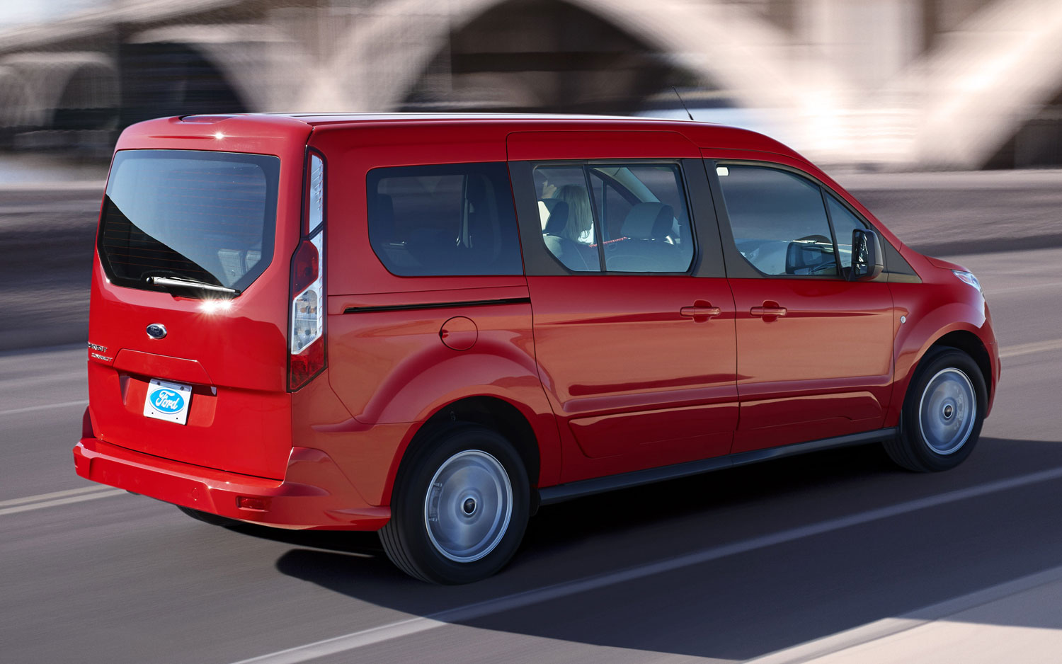 Ford Transit Connect #18