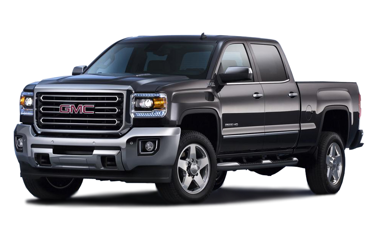 GMC Sierra 2500HD #14