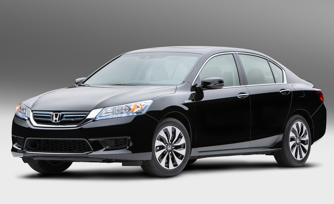 2014 honda accord hybrid image 17. Black Bedroom Furniture Sets. Home Design Ideas