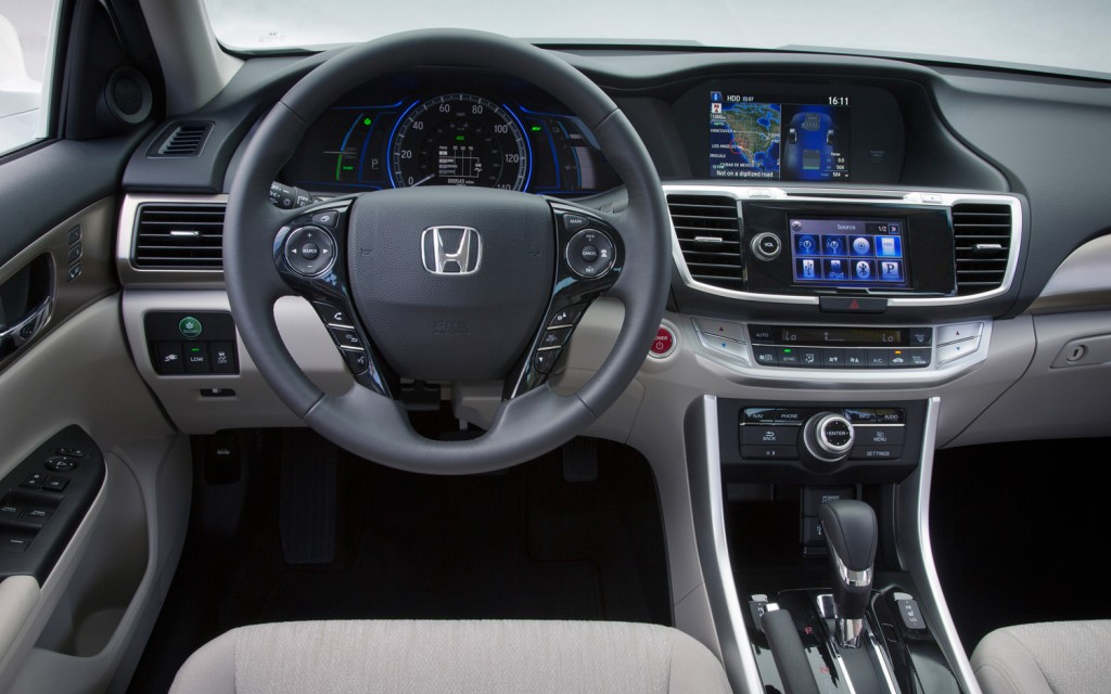 Honda Accord Plug-In Hybrid #12