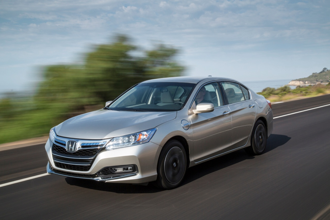 Honda Accord Plug-In Hybrid #10