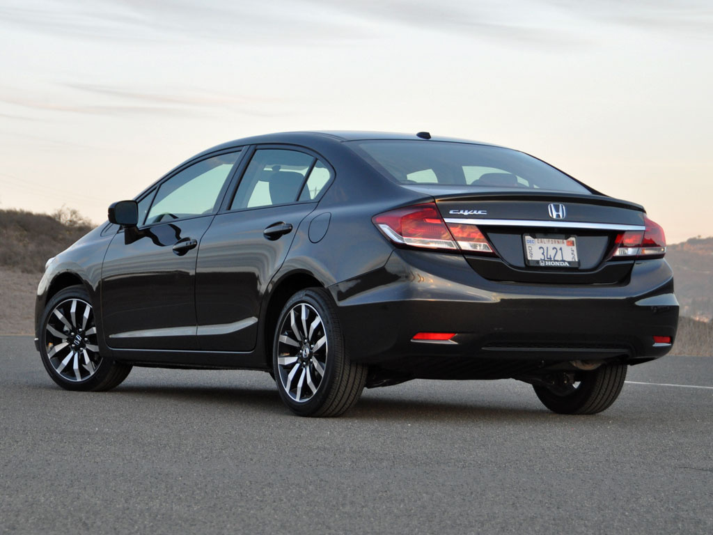 Honda Civic Model 2014 Pictures Photos Gallery In Hd