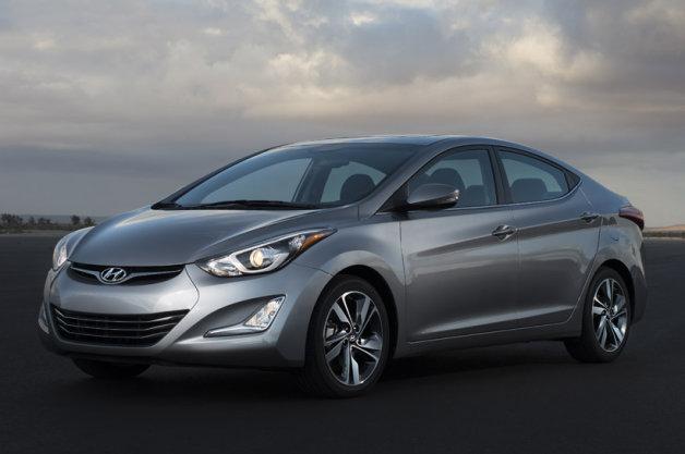 Автомобиль Hyundai Elantra: обзор, новости, машина