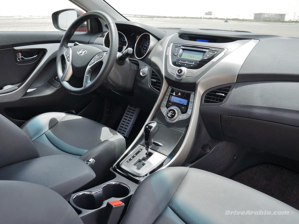 2014 Hyundai Elantra Coupe Image 8
