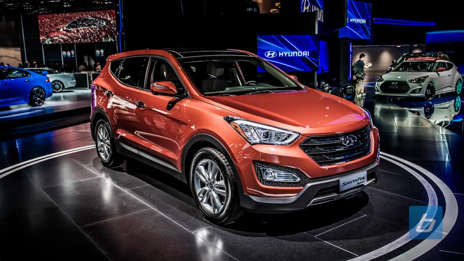 Foto di Hyundai Santa Fe - Foto di auto