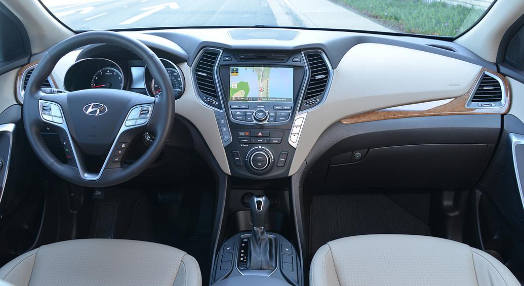 2014 Hyundai Santa Fe Image 21