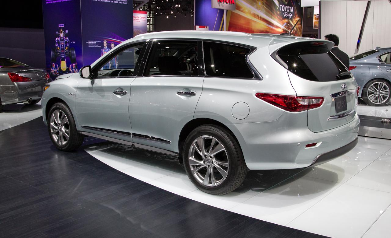 upcoming the h news analysis archives and infinity tag makes infiniti what suv