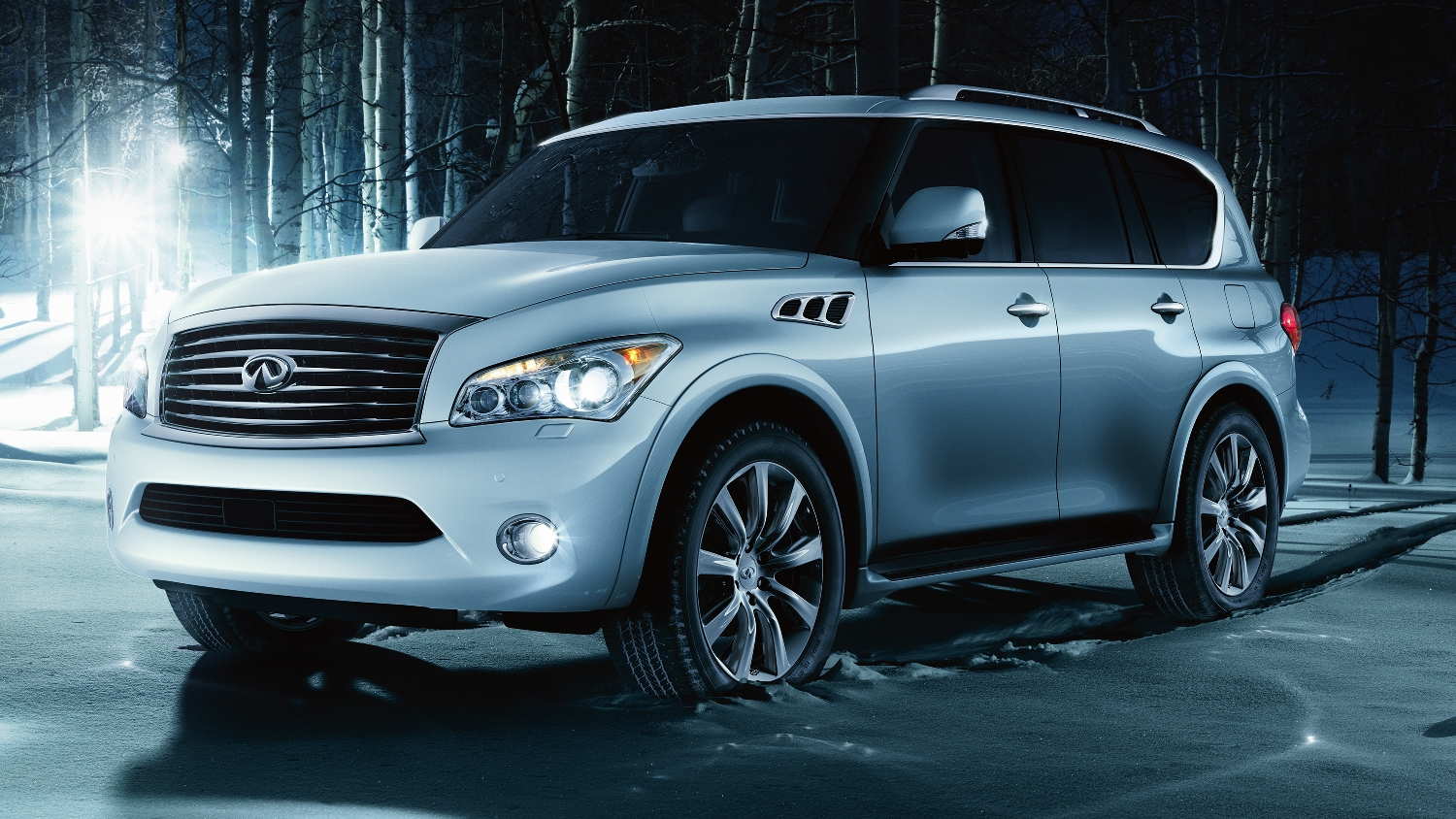 2014 infiniti qx80 image 13. Black Bedroom Furniture Sets. Home Design Ideas
