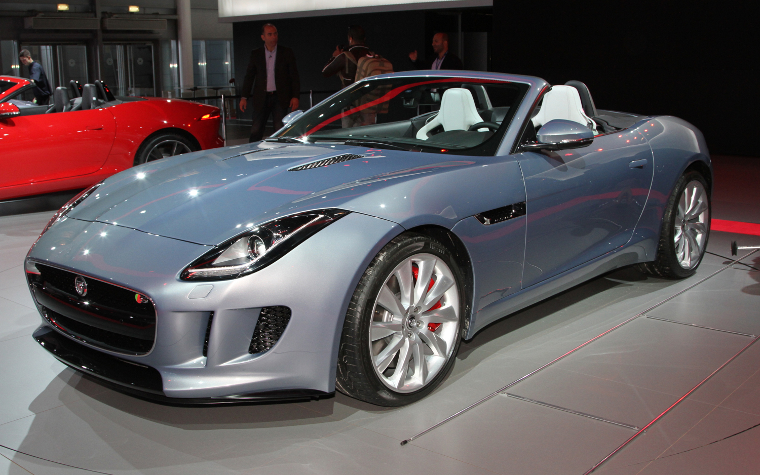 2014 Jaguar F Type #10 Jaguar F Type #10