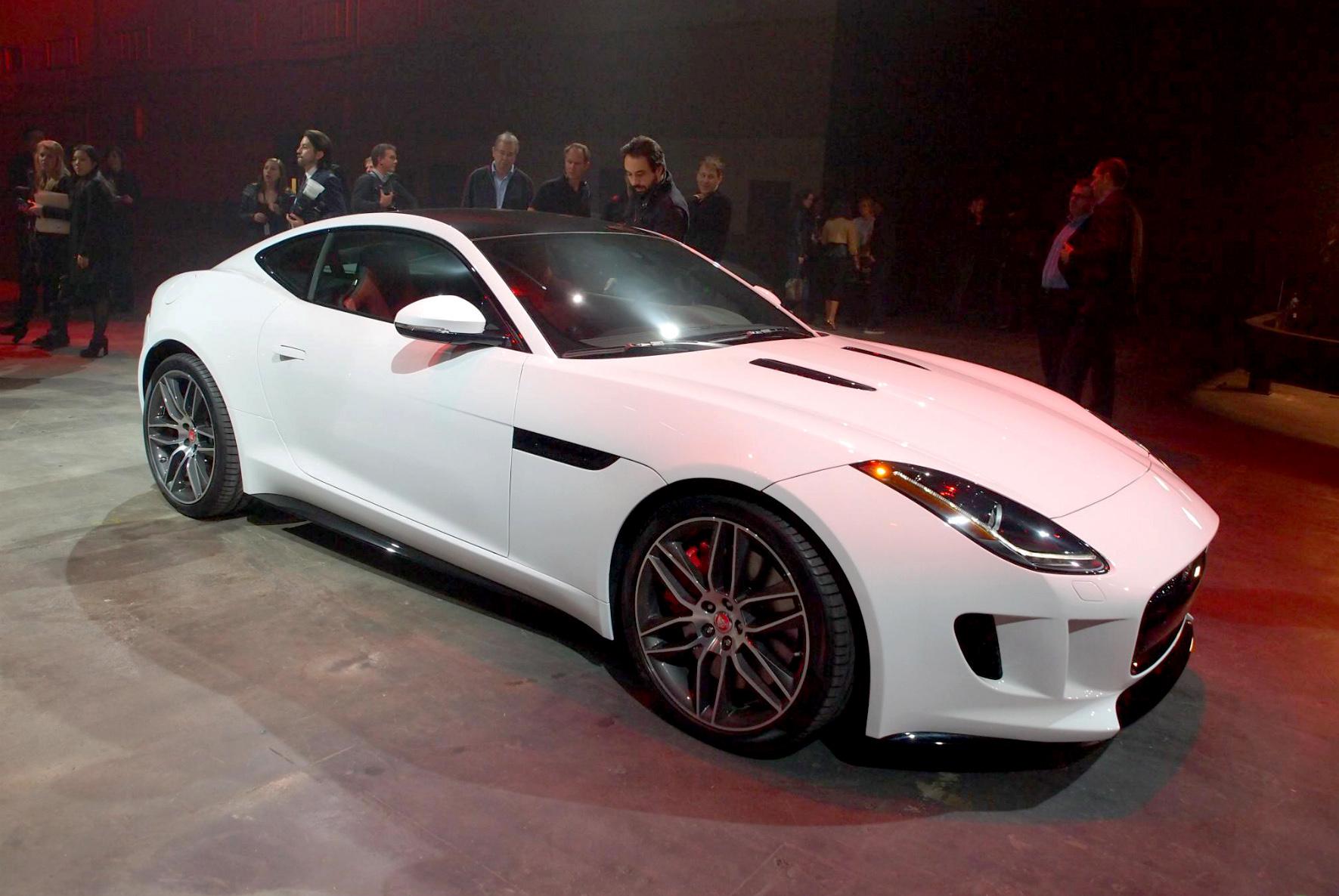 LA Auto Show 2014: Jaguar F-Type 2016 comes with key modifications