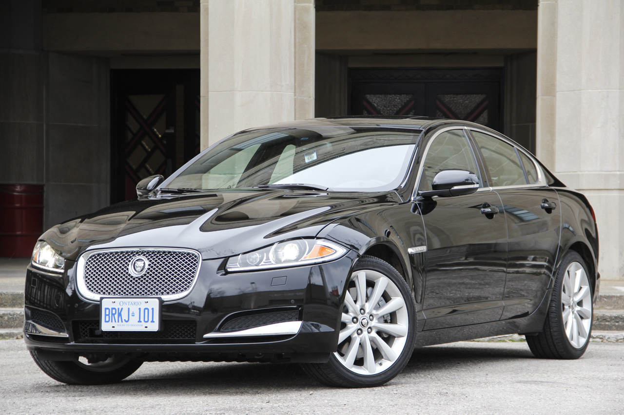 Jaguar Car 2014 xf Black 2014 Jaguar xf 2014 Jaguar xf