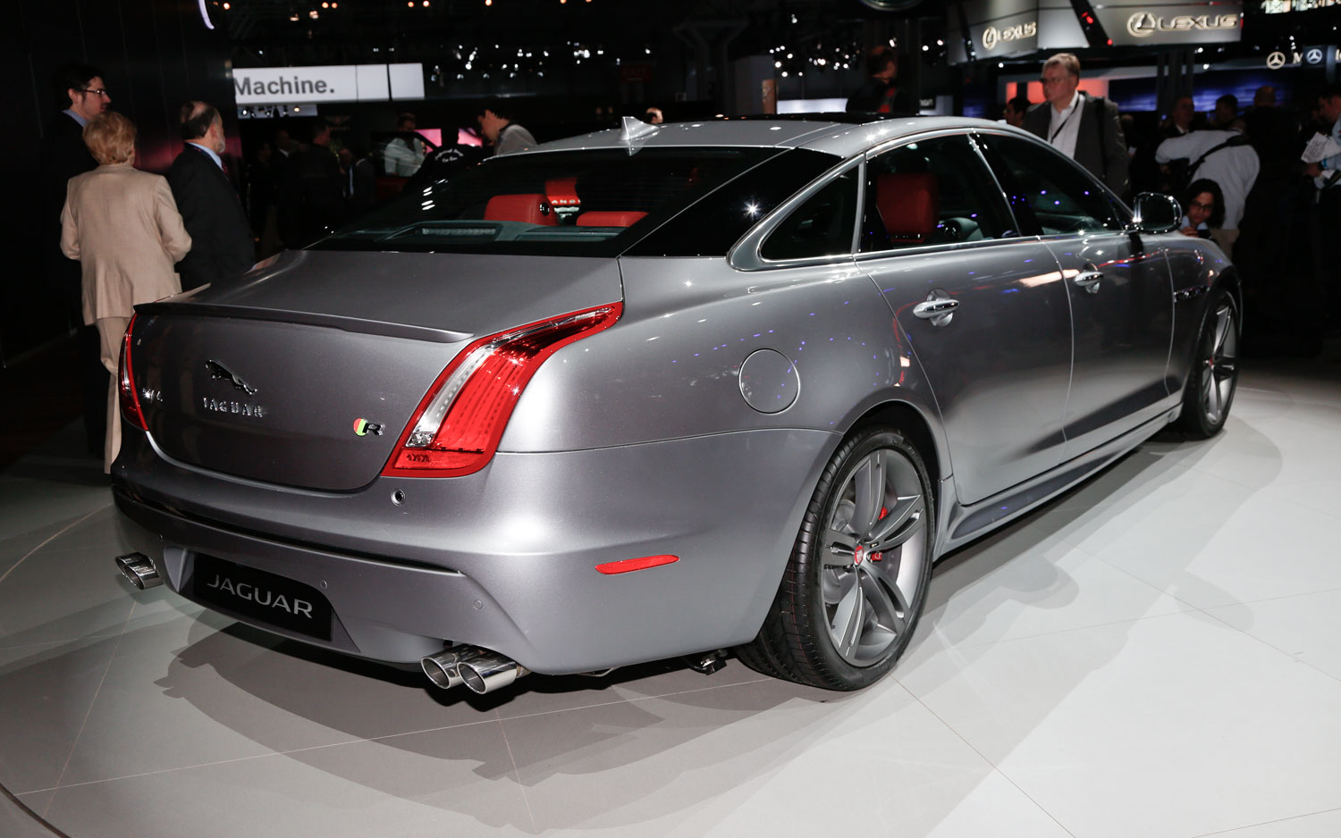 2014 jaguar xj - information and photos - zombiedrive