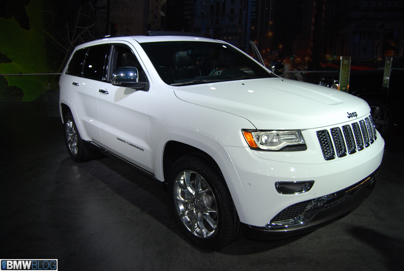 2014 Jeep Grand Cherokee >> 2014 JEEP GRAND CHEROKEE - Image #12