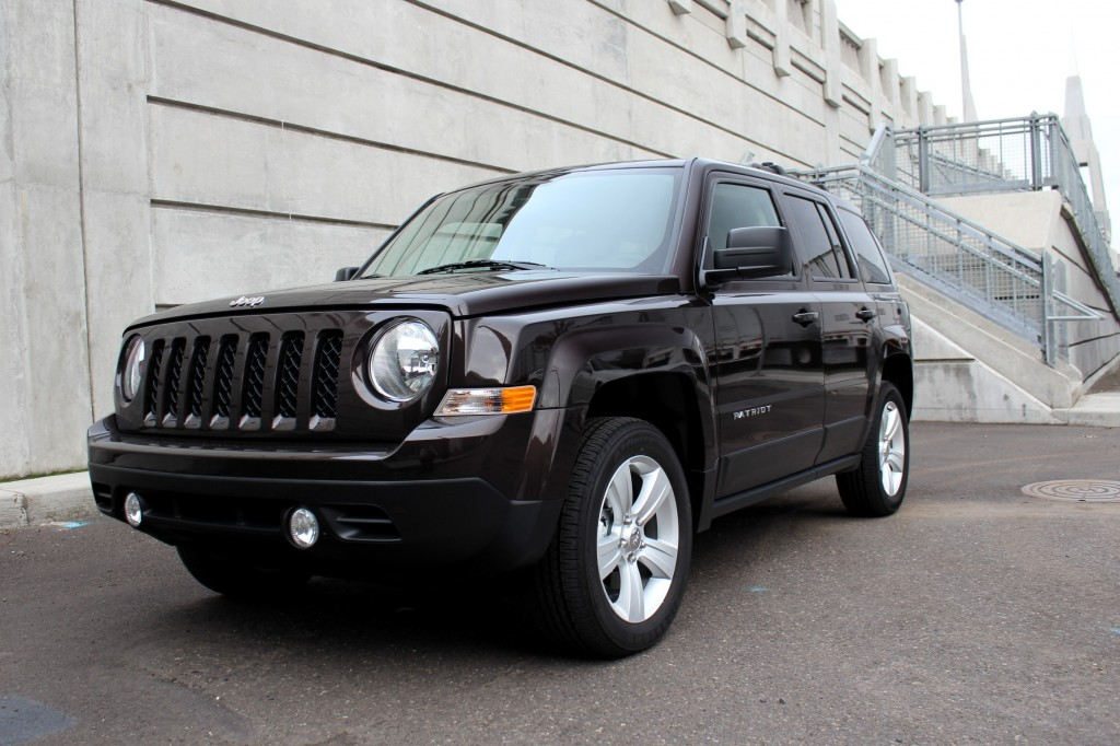 Jeep Patriot #12