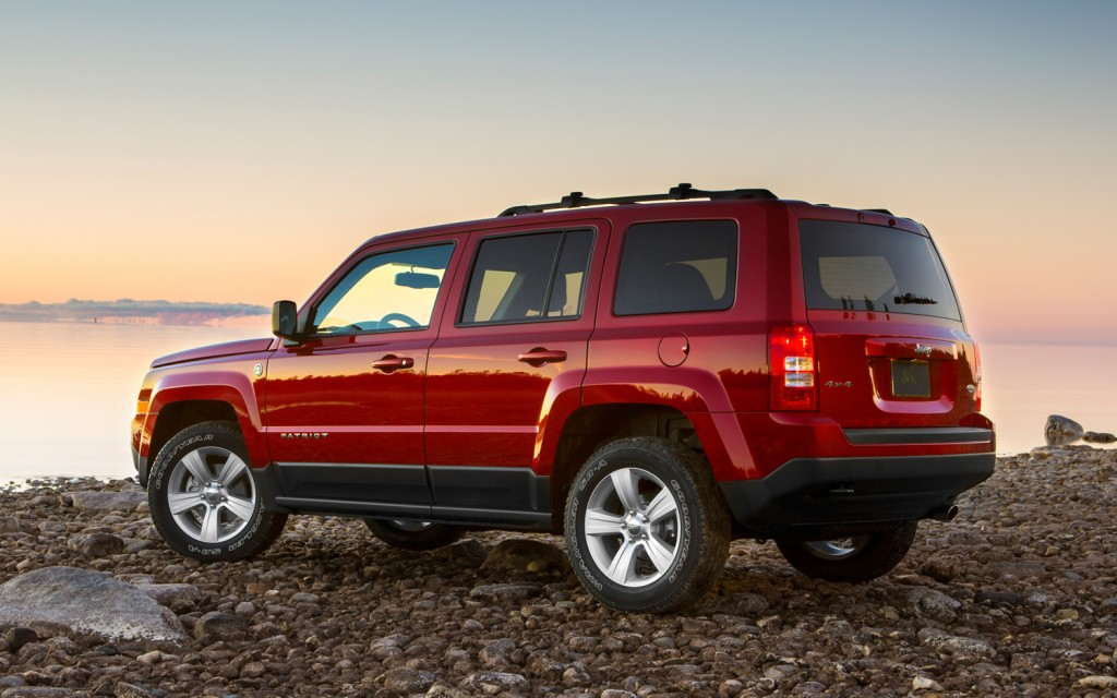 Jeep Patriot #20
