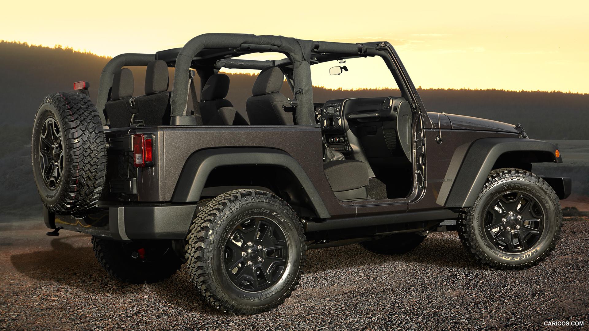 2014 Jeep Wrangler #10 Jeep Wrangler #10
