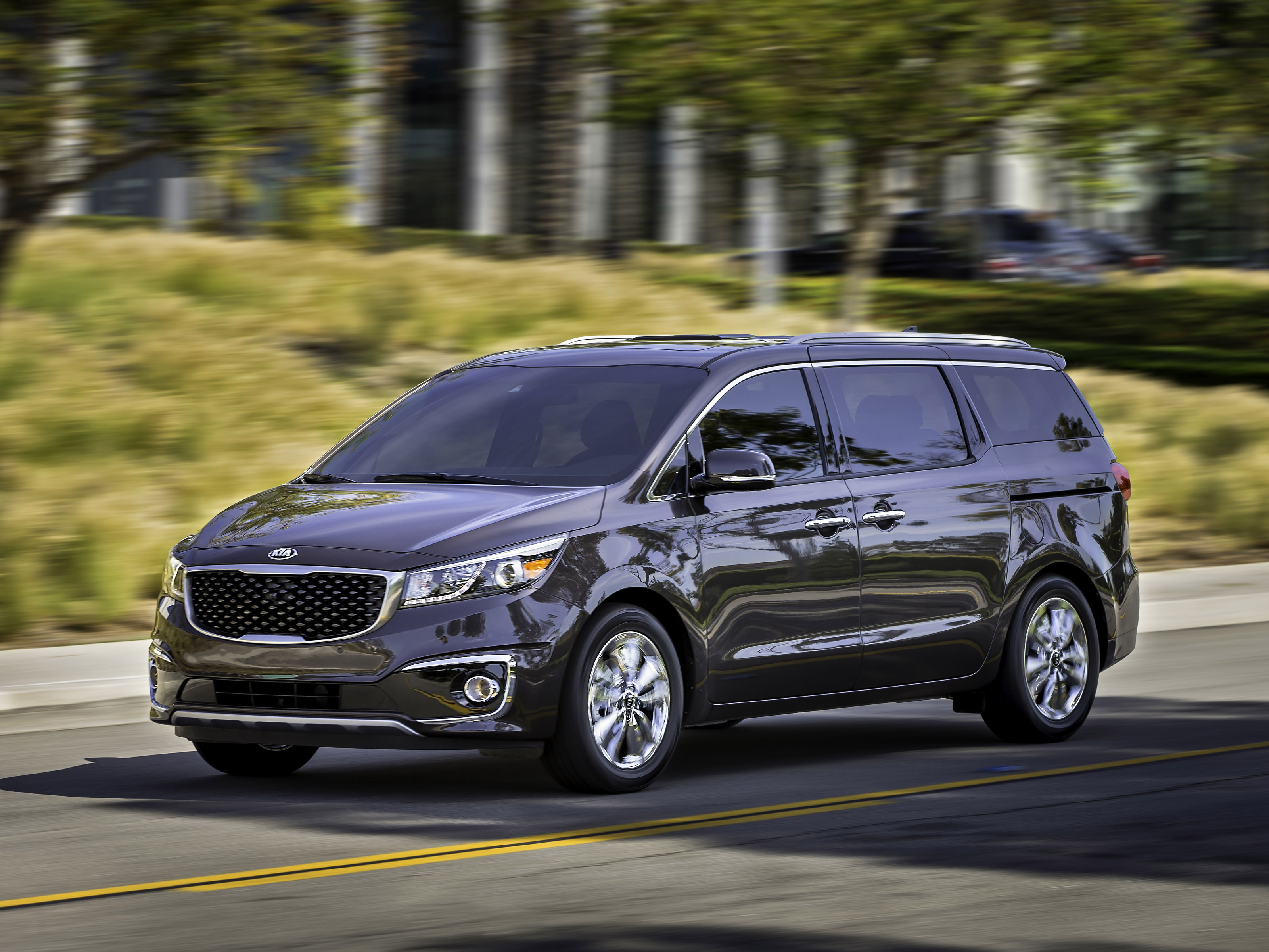 rapha created driving minivan reviews review road with ex kia sedona test l