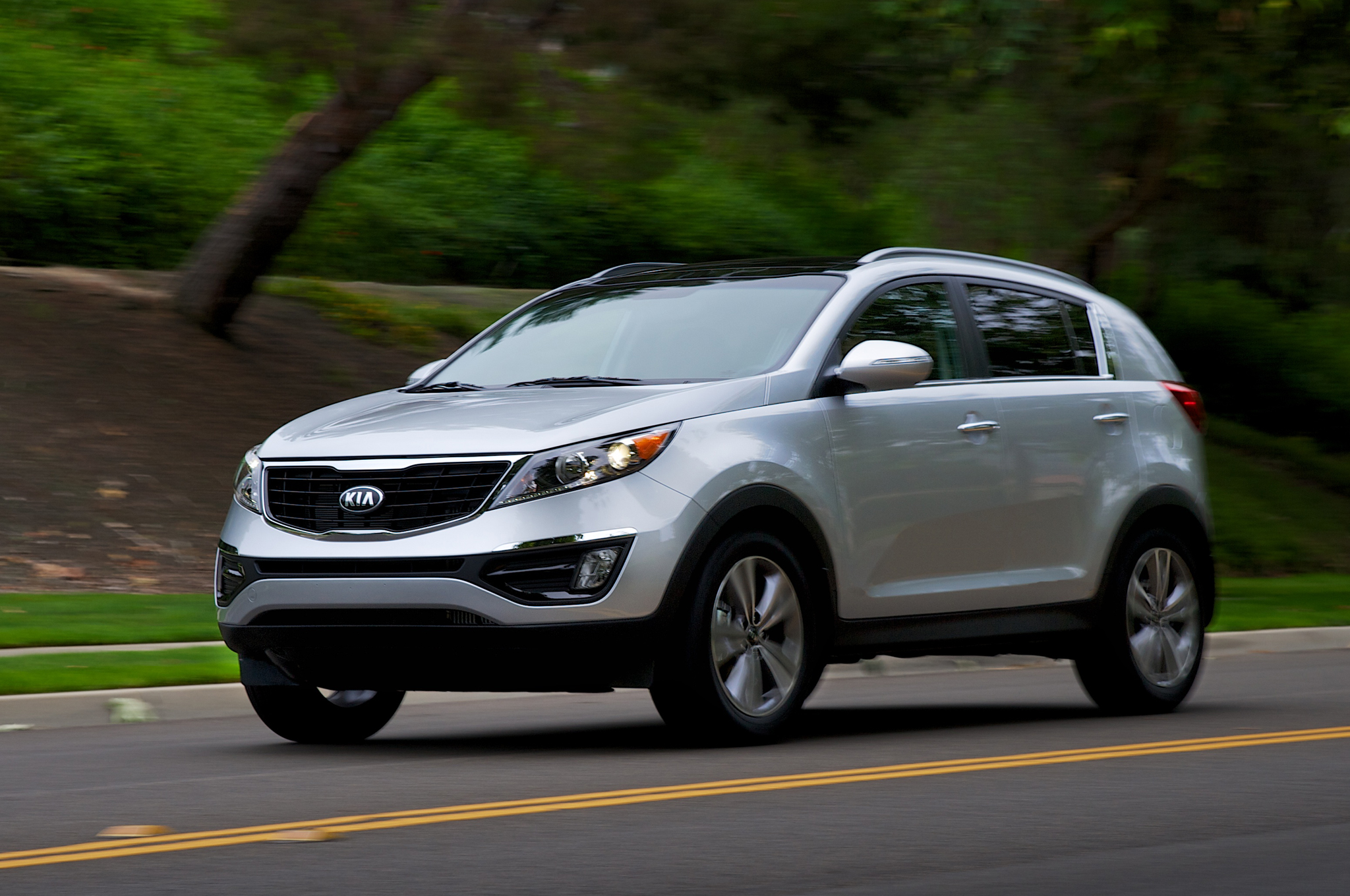 kia changes view detail gdi trend sportage prevnext news gets engine front new truck