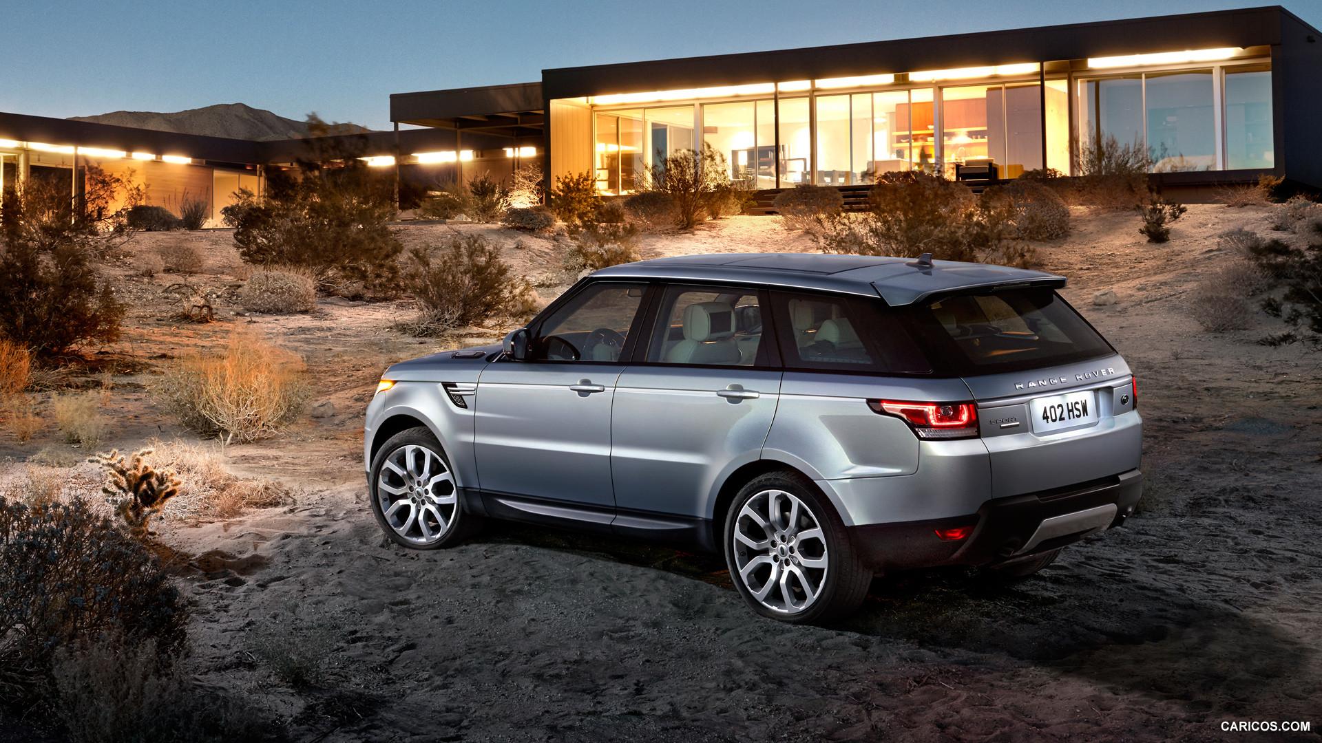 2014 Land Rover Range Rover Image 12