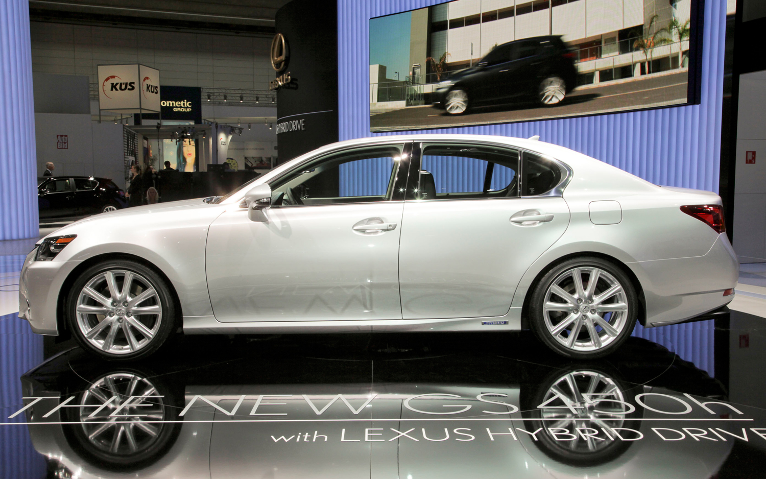 2014 lexus gs 450h information and photos zombiedrive 2014 lexus gs 450h 13 lexus gs 450h 13 sciox Images