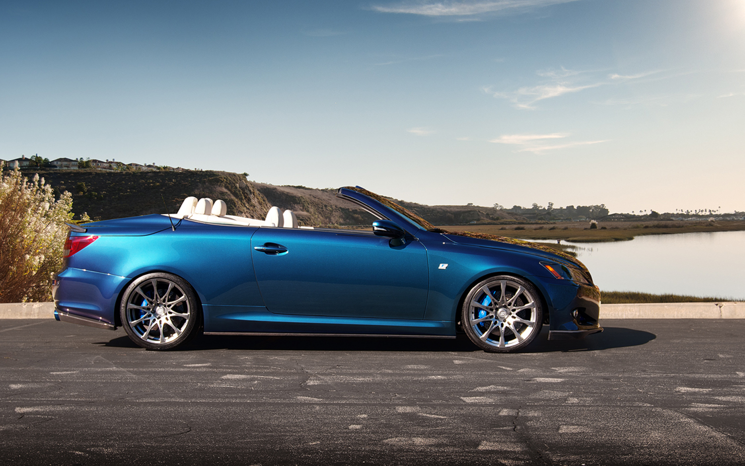2014 Lexus IS 250 C #4