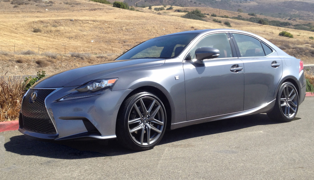 2014 Lexus IS 250 C #5