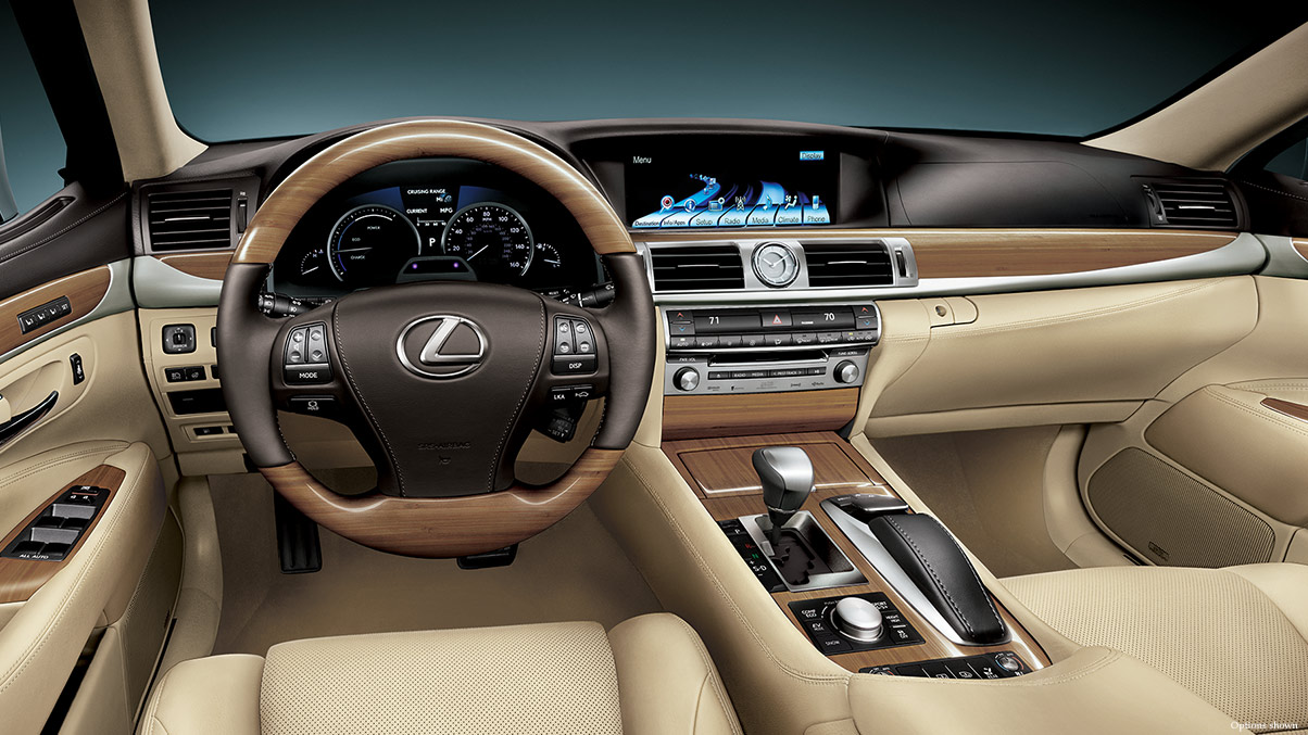 2014 Lexus LS 460 #20 Lexus LS 460 #20