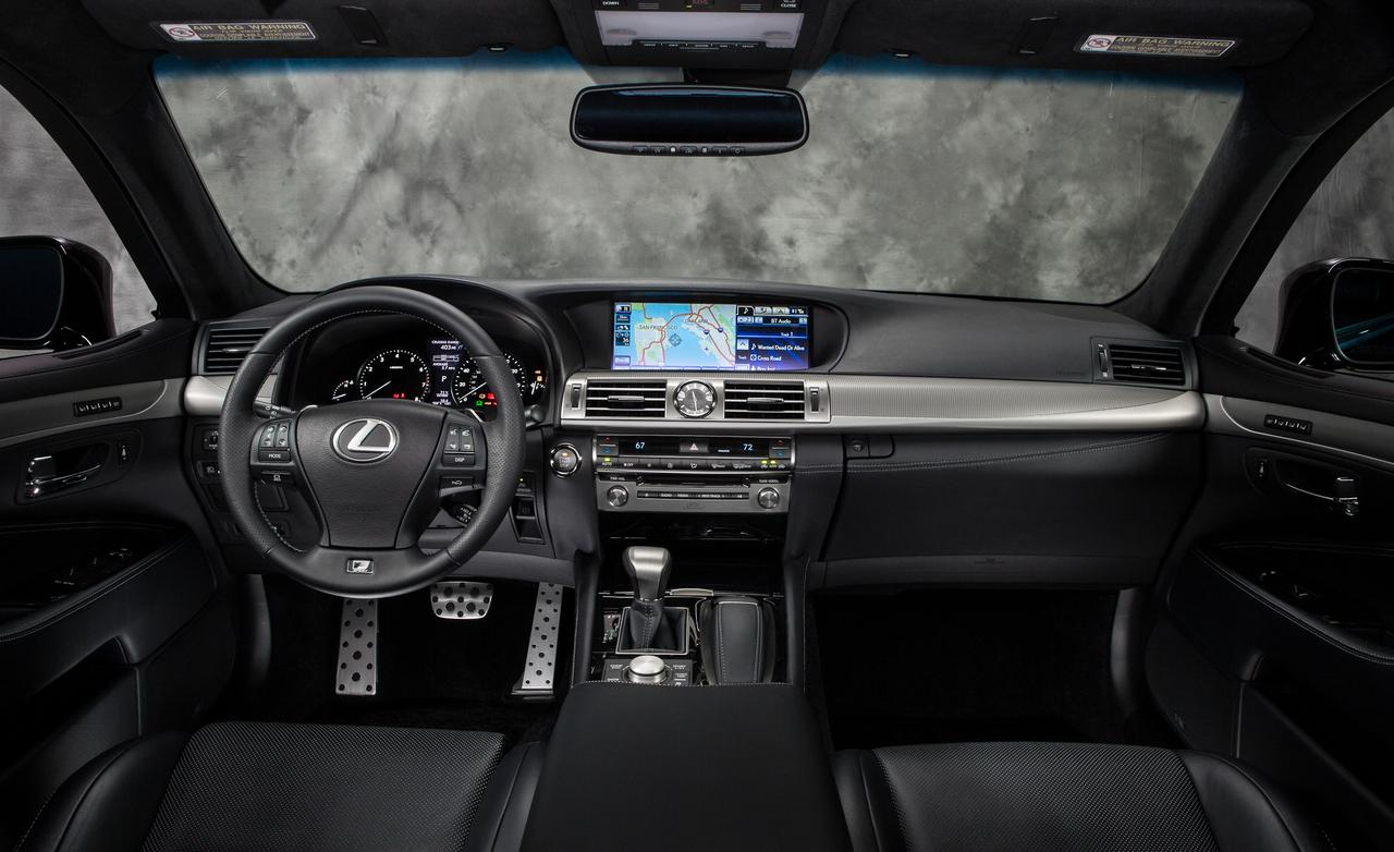 2014 lexus ls 460 interior images galleries with a bite. Black Bedroom Furniture Sets. Home Design Ideas