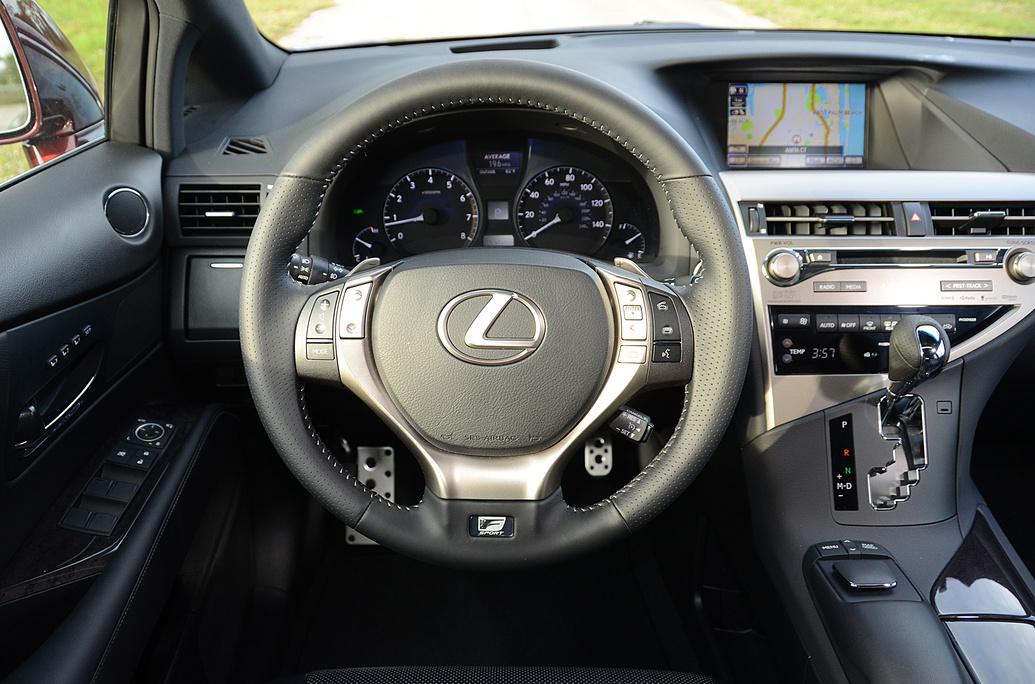 2014 Lexus Rx 350 Image 16