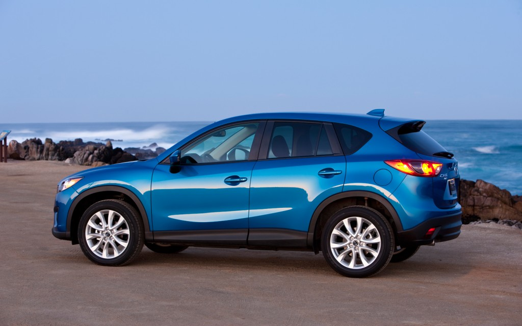 2014 Mazda CX-5 - Information and photos - ZombieDrive