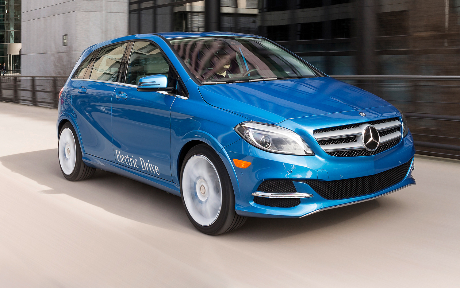 2014 mercedes benz b class electric drive image 10 for 2014 mercedes benz b class electric drive