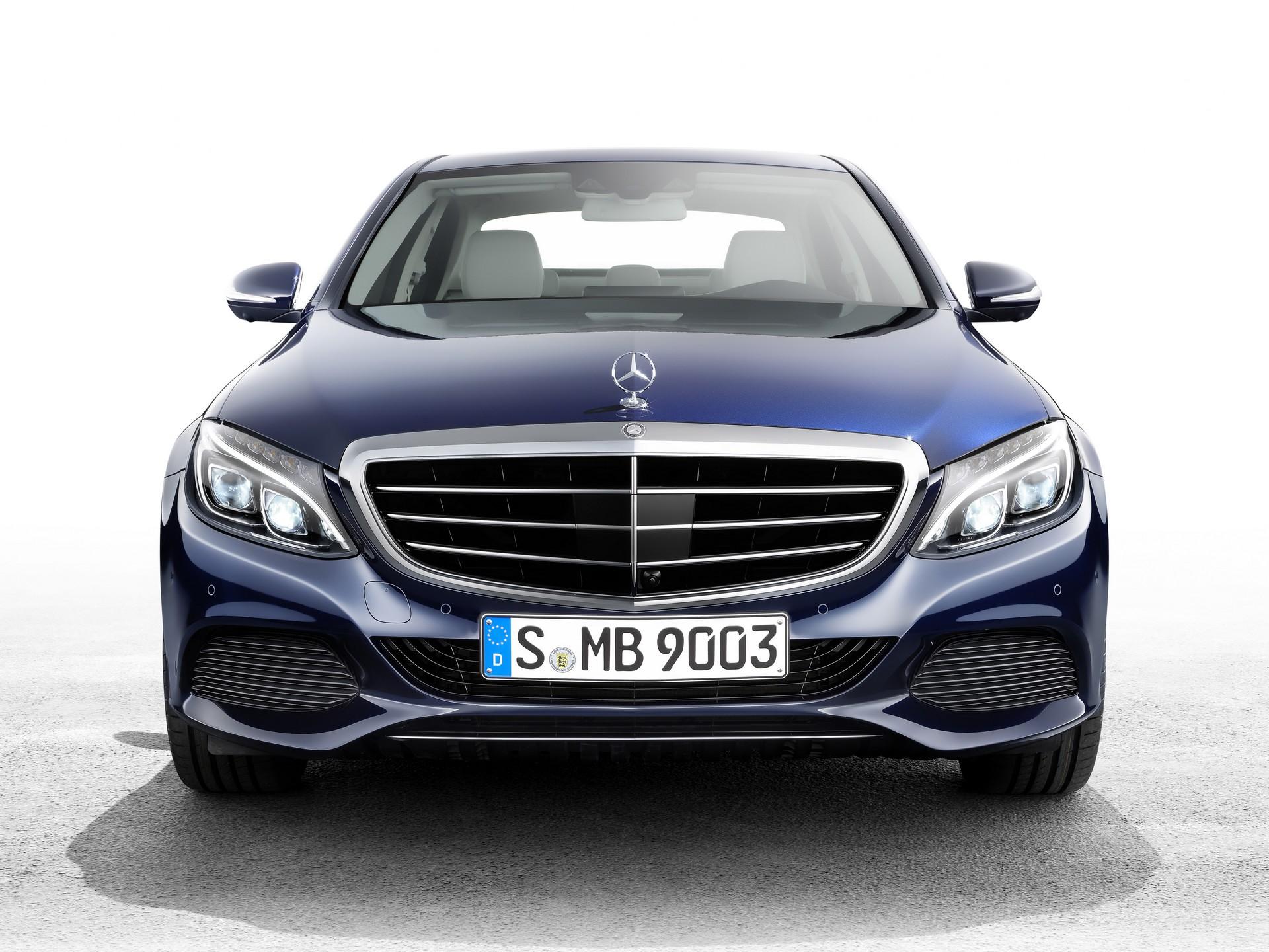 2014 mercedes benz c class image 11 for Mercedes benz 2014 c class
