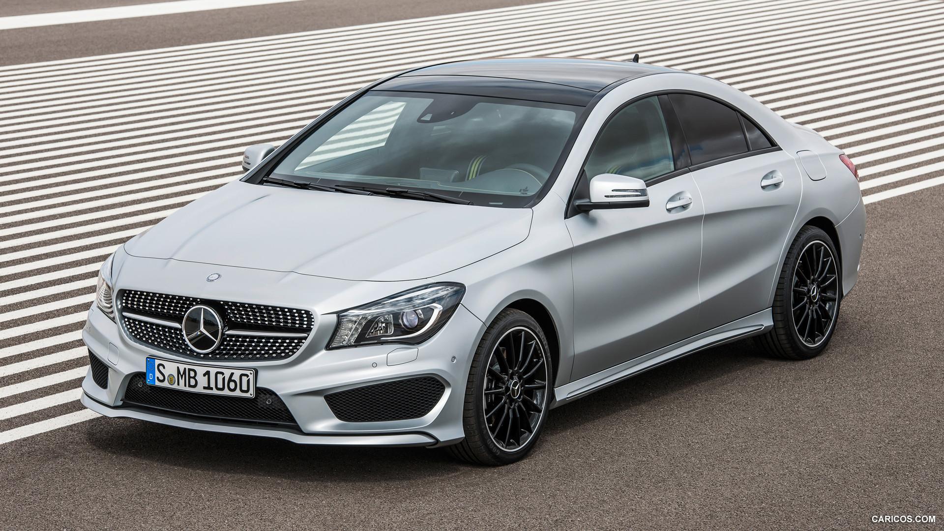 2014 Mercedes Benz Cla Class Information And Photos